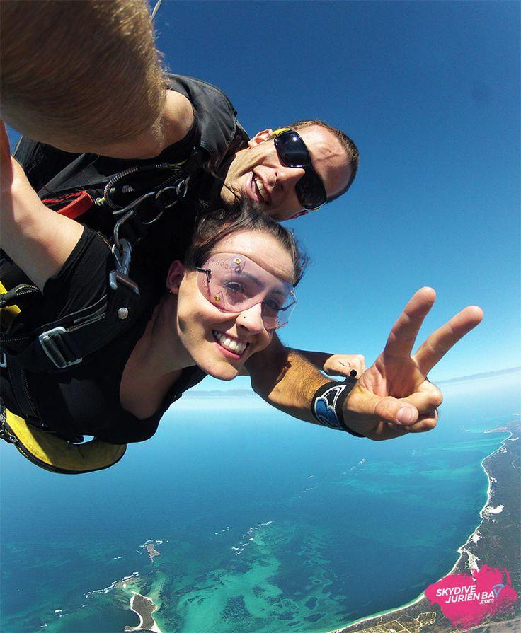 That view.... Skydiving Perth. Skydive