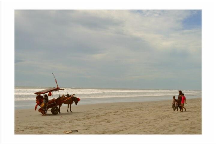 Panjang's Beach. #Bengkulu #Indonesia.