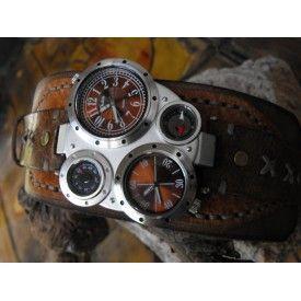 Steampunk men's Watch