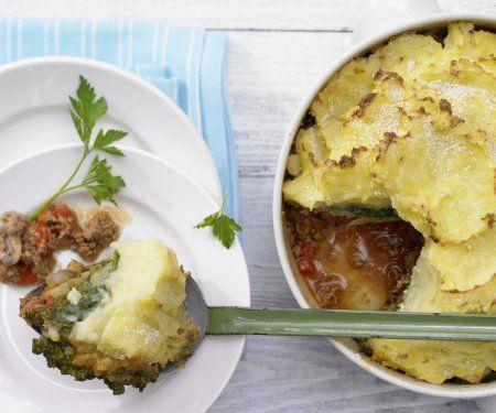 Shepherd's Pie mit Gemüse Superlecker!!!!