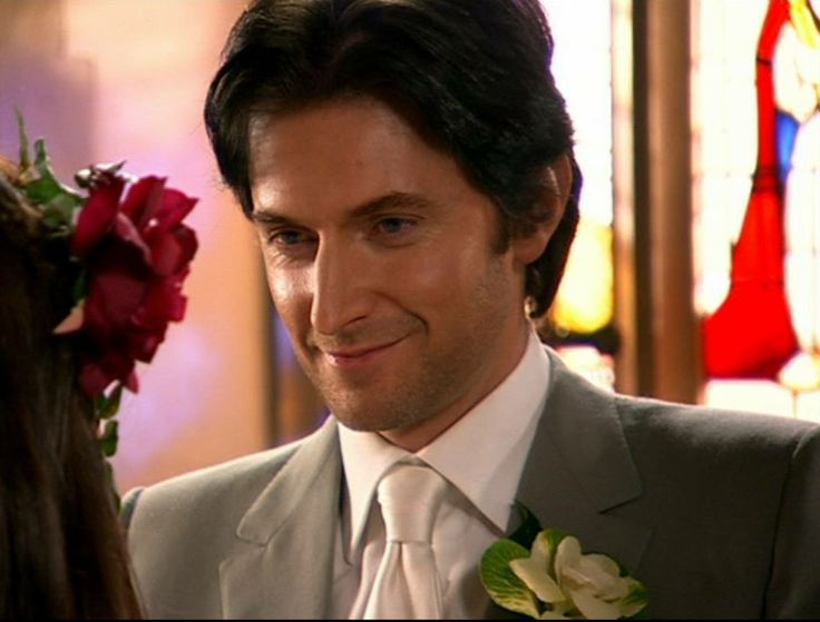 Richard Armitage As Harry Kennedy On The Vicar Of Dibley Wedding Day