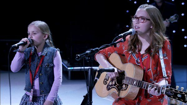 Rayna's Daughters Perform Sound Check