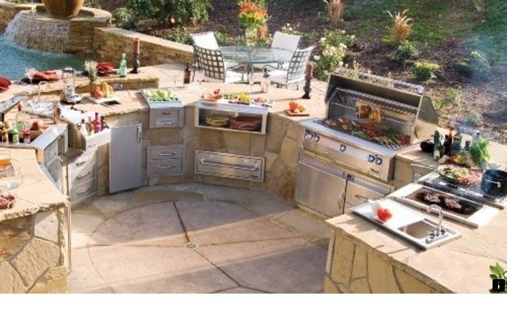 Visit The Webpage To Learn More About Outdoor Kitchen Contractors Near Me Simply Click Here To Read Mo Backyard Kitchen Outdoor Kitchen Design Outdoor Kitchen