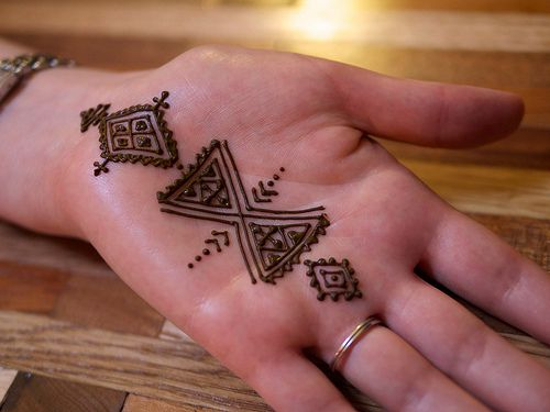 Inai Party Mehndi Red Cone : Latest mehndi designs for girls crayon