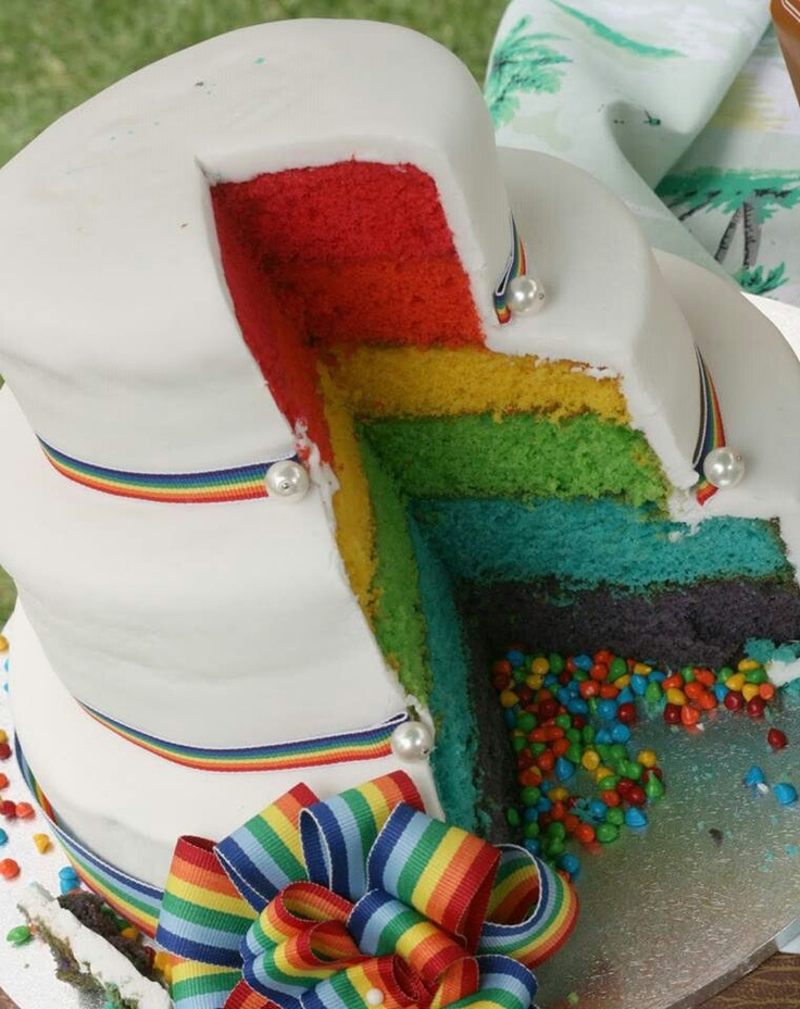 gay wedding cake ideas 17 best images about pride on golden 4455