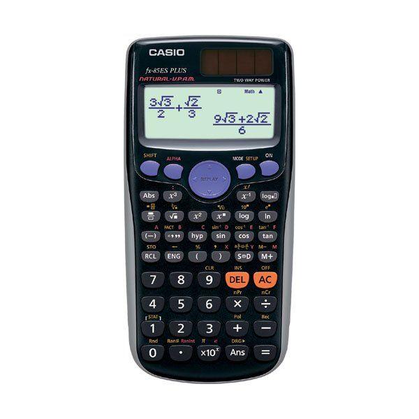 #Calculadora Cientifica Casio FX-85ES PLUS 240. http://www.opirata.com/es/calculadora-cientifica-casio-fx85es-plus-funciones-p-34598.html