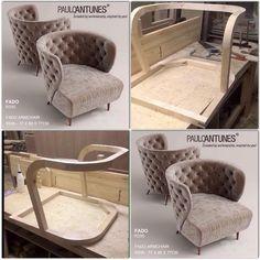 Paulo Antunes chair Fado