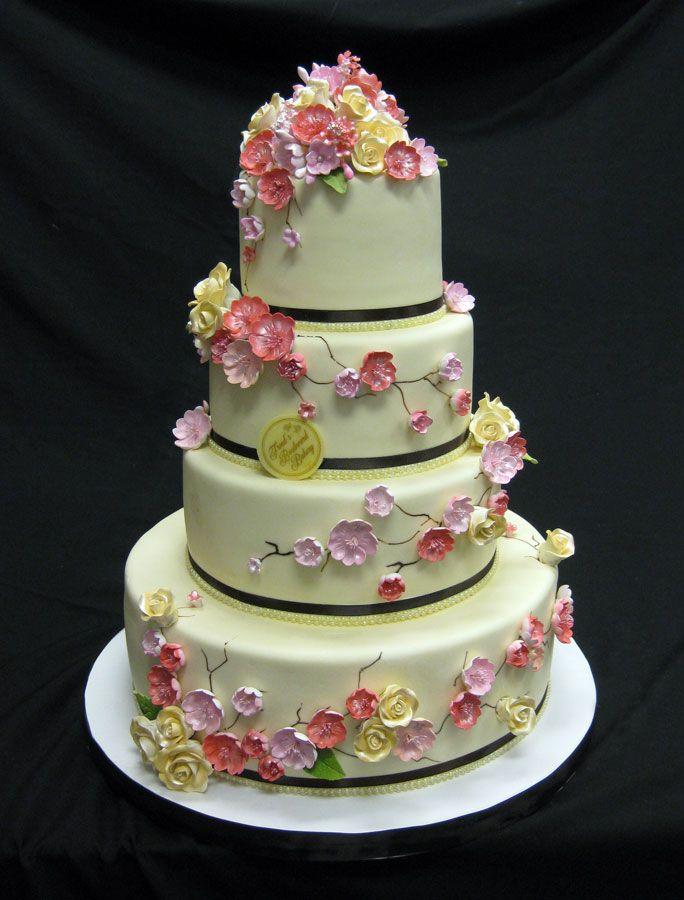 Modern Wedding Cakes | Freed's Bakery Las Vegas |