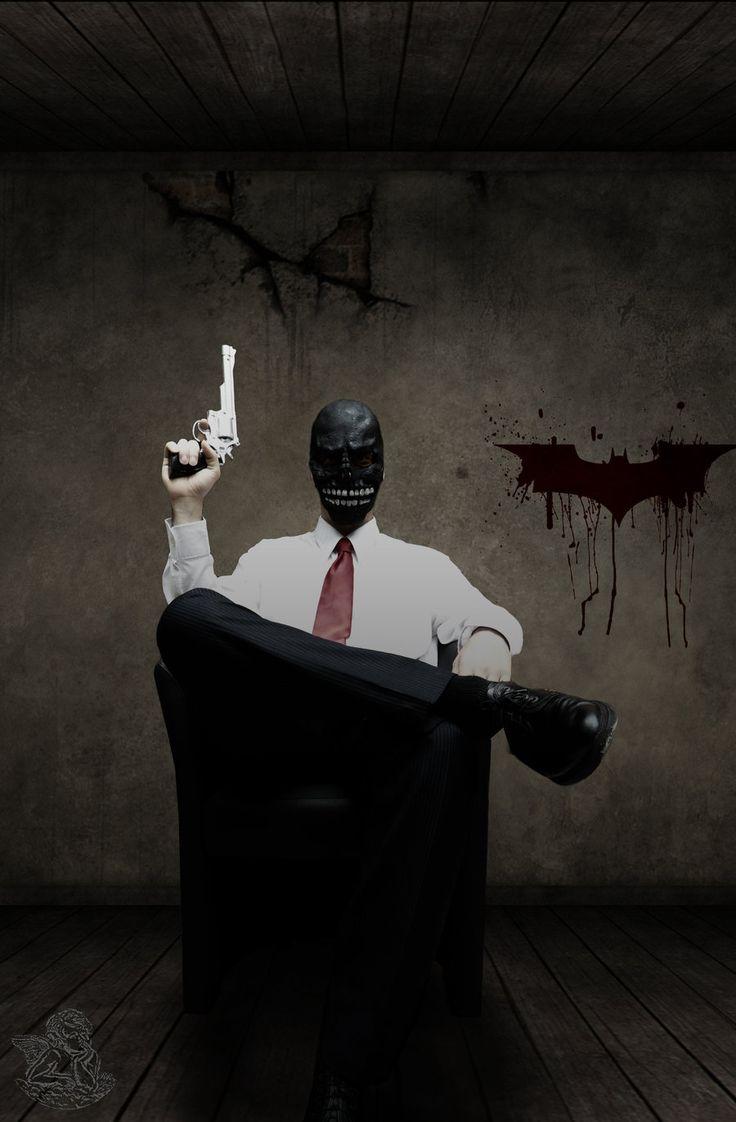 Black Mask from Batman
