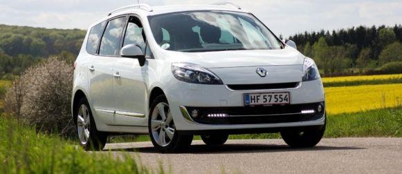 TEST: Pris gør Renault Scenic til familiebilernes Godfather