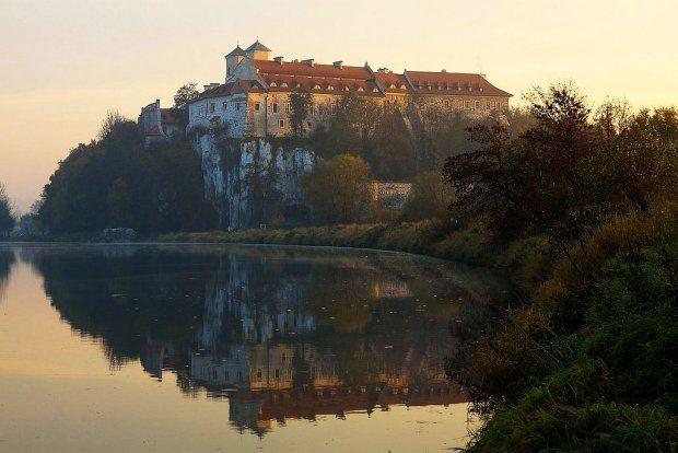 Polska Południowa, Klasztor Benedyktynów w Tyńcu.