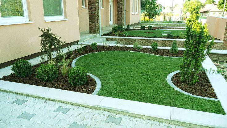 Realizácie záhrad   REAL SAD