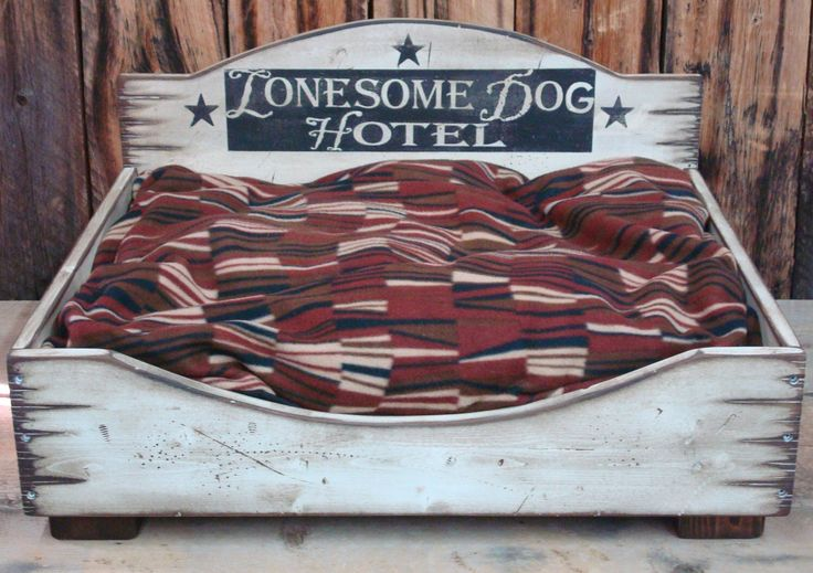 Small Dog Bed, Western Dog Bed, Wood Dog Bed, Rustic Dog Bed, Custom Dog Bed by WorkHorseFurniture on Etsy https://www.etsy.com/listing/156051578/small-dog-bed-western-dog-bed-wood-dog