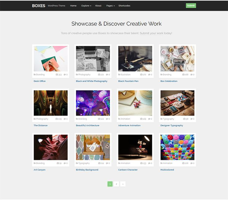 Want to display post content in Grid style?. Have a look at this collection of best free masonry grid style WordPress themes.