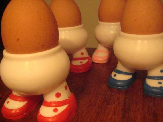 Egg Cups  I have one of these, and also a Tea Cup.....