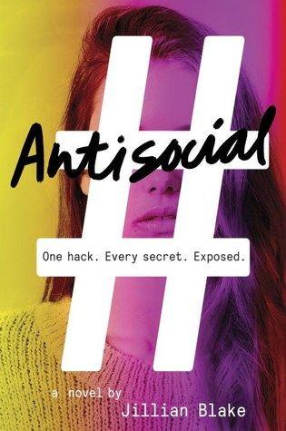 Antisocial By Jillian Blake Childrens BooksBook