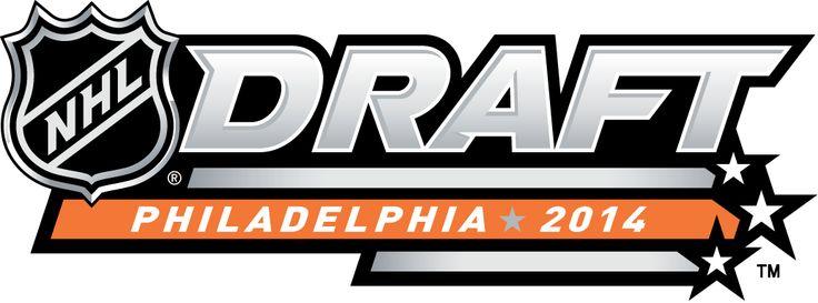 NHL Draft Secondary Logo (2014) - 2014 NHL Draft - Philadelphia, PA