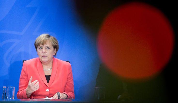 """Kanzlerin Merkel: Nicht alle glauben an den """"Wir-schaffen-das""""-Kurs"""