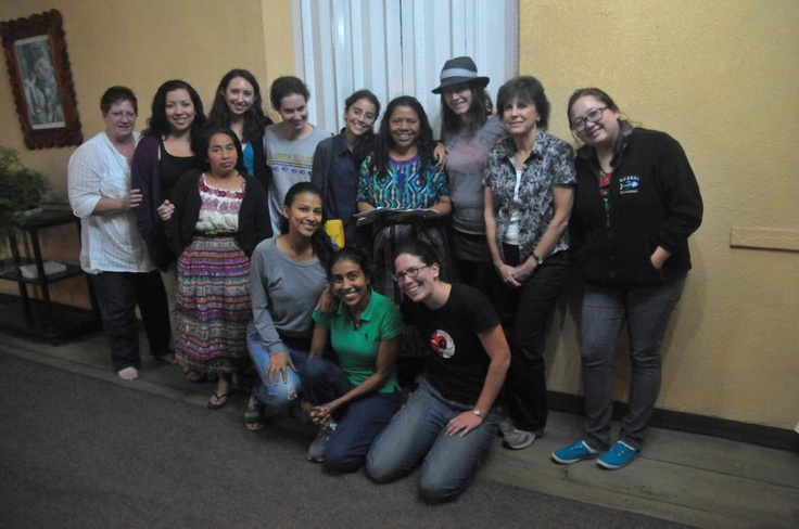 """""""Women in Resistance: defending our bodies, rights, and mother earth""""  GHRC"""