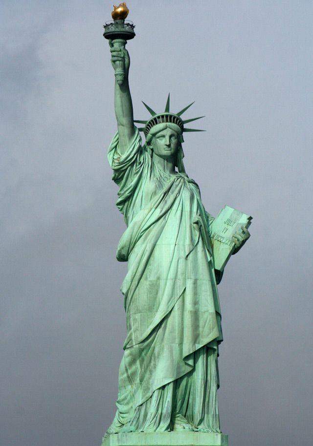 10 ideas sobre estatua de la libertad en pinterest for Interior estatua de la libertad