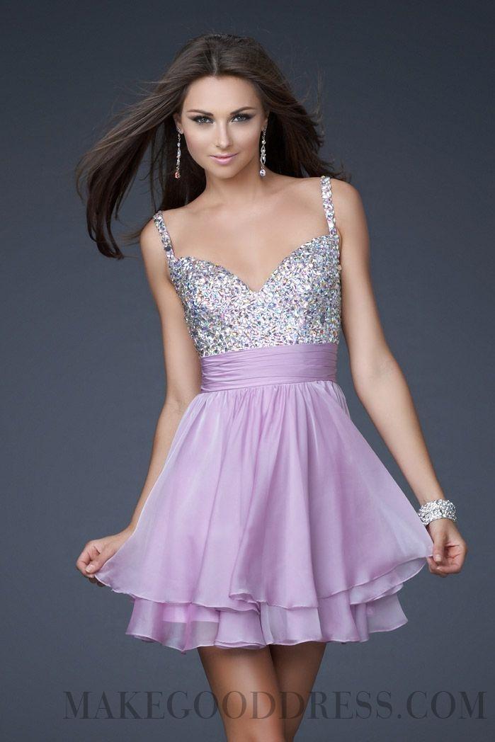 Mejores 64 imágenes de Cocktail Dresses en Pinterest | Vestidos de ...