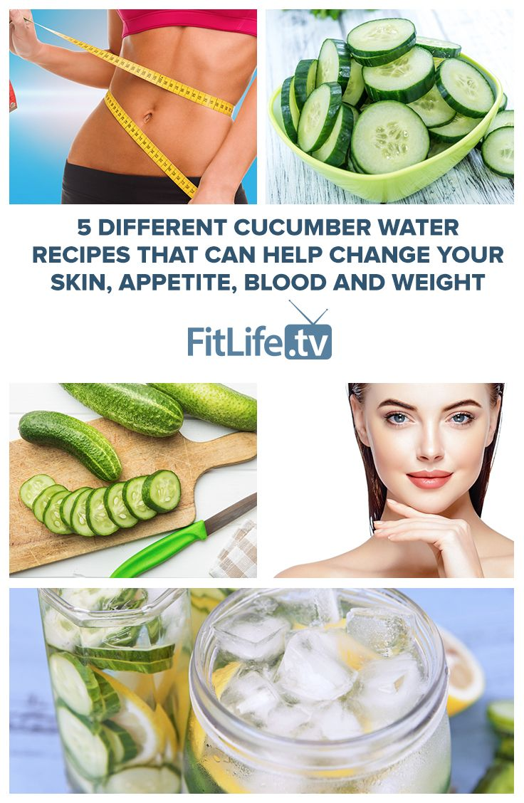 Cucumber water is one of the healthiest drinks you can sip on. Cucumber water not only can help hydrate your body, but can also help you feel so much better and refreshed overall.