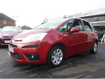Citroen C4 PICASSO 1.6 HDI VTR+ 110HP 5dr
