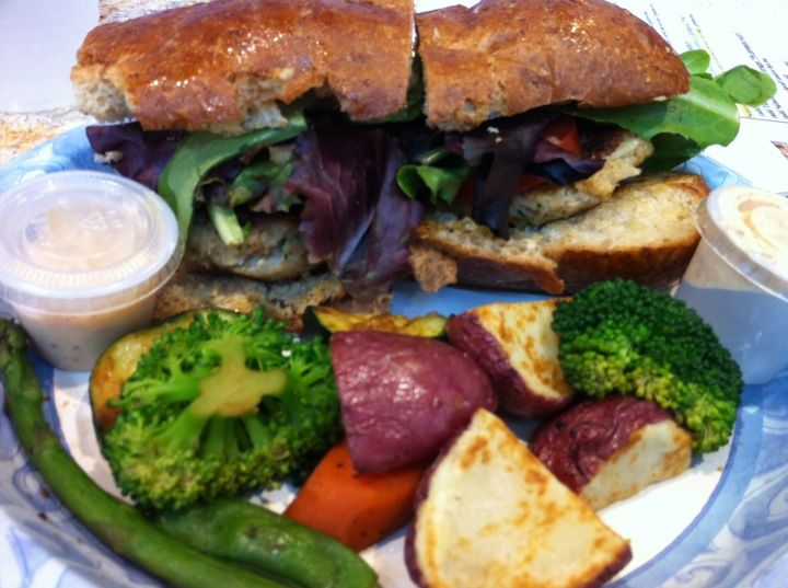 Meals From The Heart in New Orleans, LA - NOLA flavors and foods done with healthier options