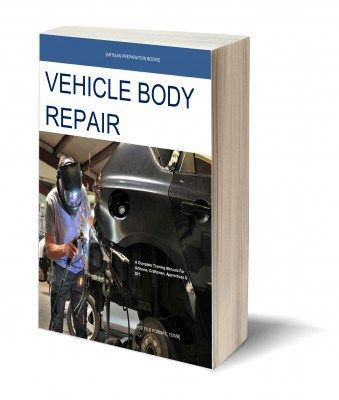 Vehicle Body Repair Trade Training Manual