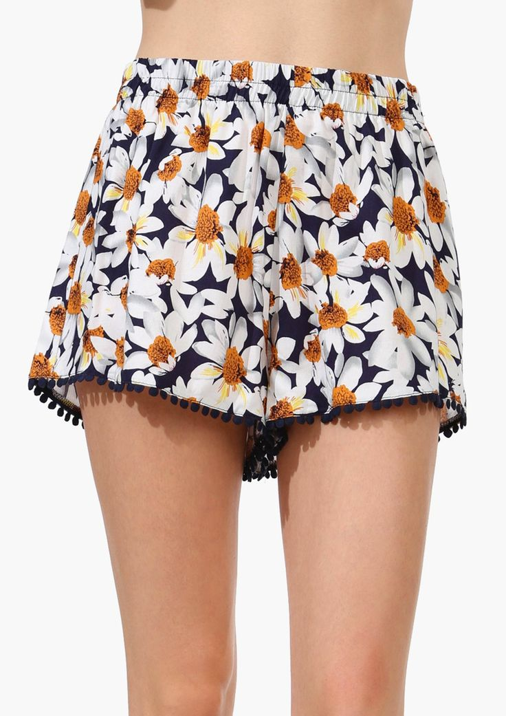 Cute summer shorts.