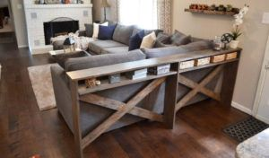 House Of Fraser Linea Console Table