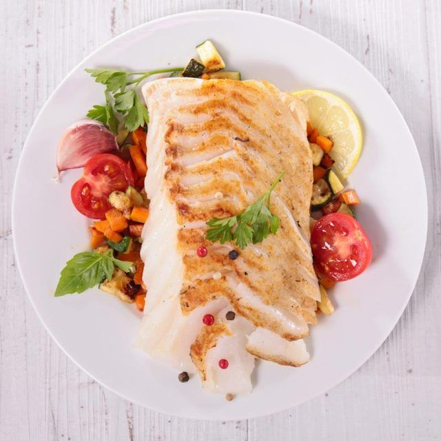 How to Broil Cod Fillets