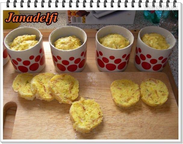 Hrnčekové knedle - Recept