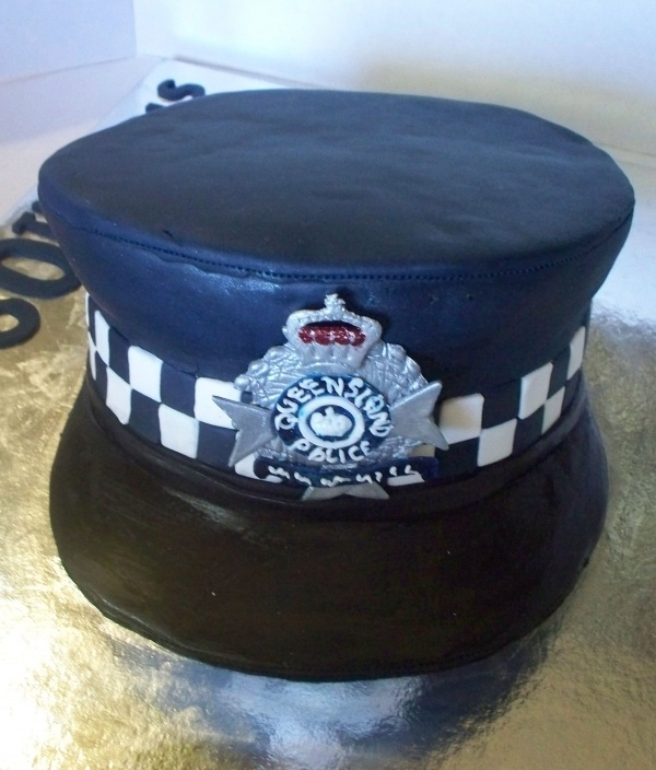 Cake Decorating Ideas Police Officer : 25+ best ideas about Police hat on Pinterest Community ...