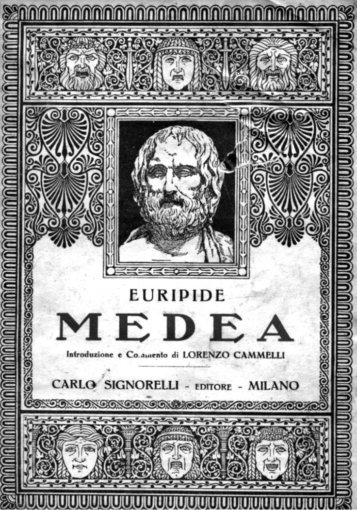 a debate on the guilt of medea a character in a play by euripides The character medea's revenge in euripides' medea essay - the character medea's revenge in euripides' medea medea is a tragedy of a woman who feels that her husband has betrayed her with another woman and the jealousy that consumes her.