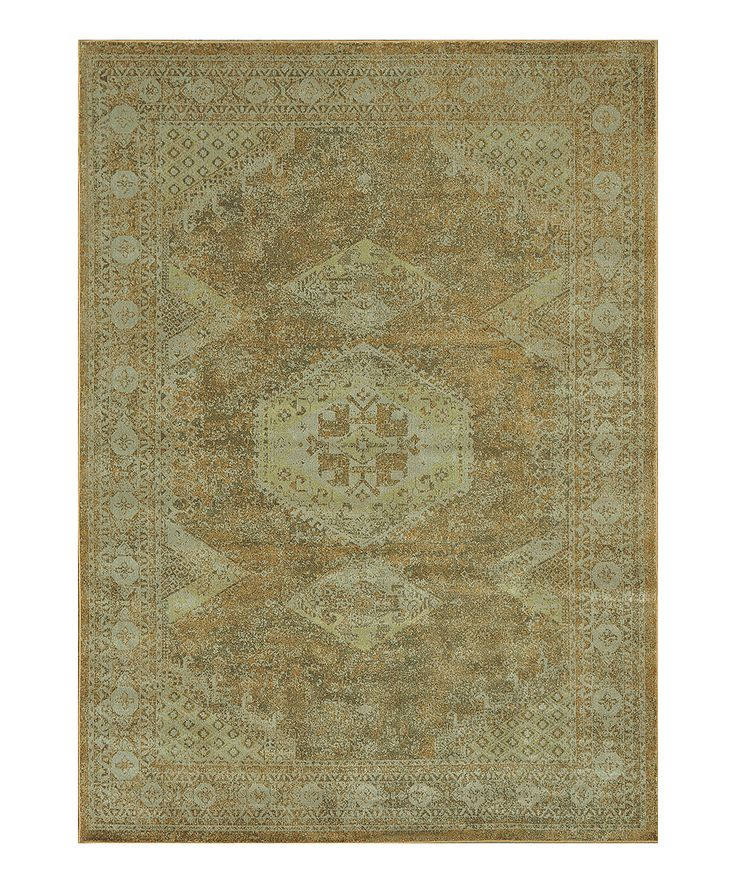 Antique Bronze Atelier Rug | Daily deals for moms, babies and kids