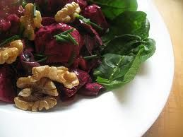 This Roasted Ontario Beet salad is full of sweet, crunchy Ontario flavours, and festive enough for any holiday table.
