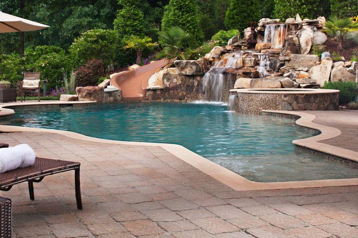 96 best Pool Deck Ideas images on Pinterest | Pool decks, Swimming ...