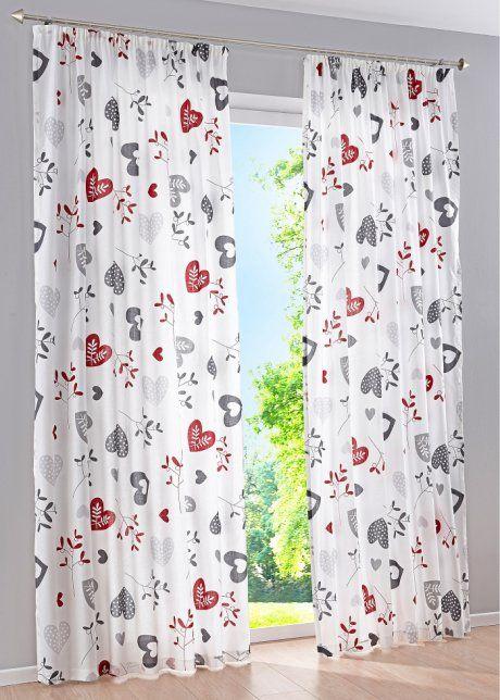 Die besten 25+ Vorhang rot Ideen auf Pinterest Gardinen rot - vorhange wohnzimmer rot