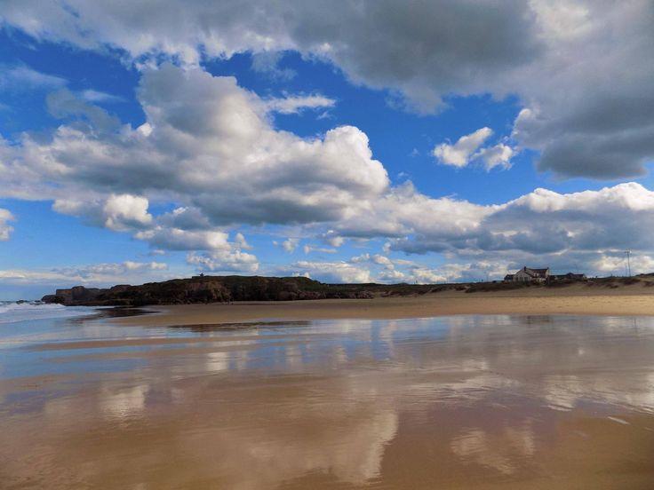 Sandhaven beach in South Shields.