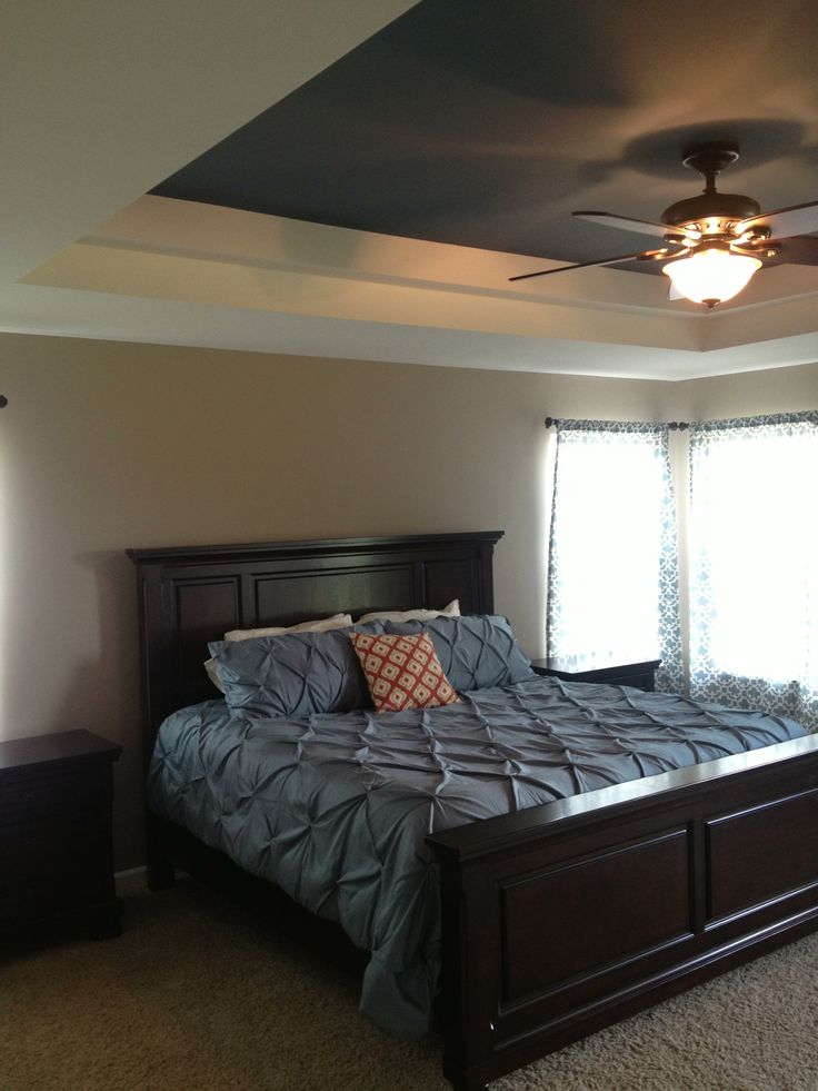63 Best Images About Tray Ceilings On Pinterest Paint Colors Painted Ceilings And Wall Trim