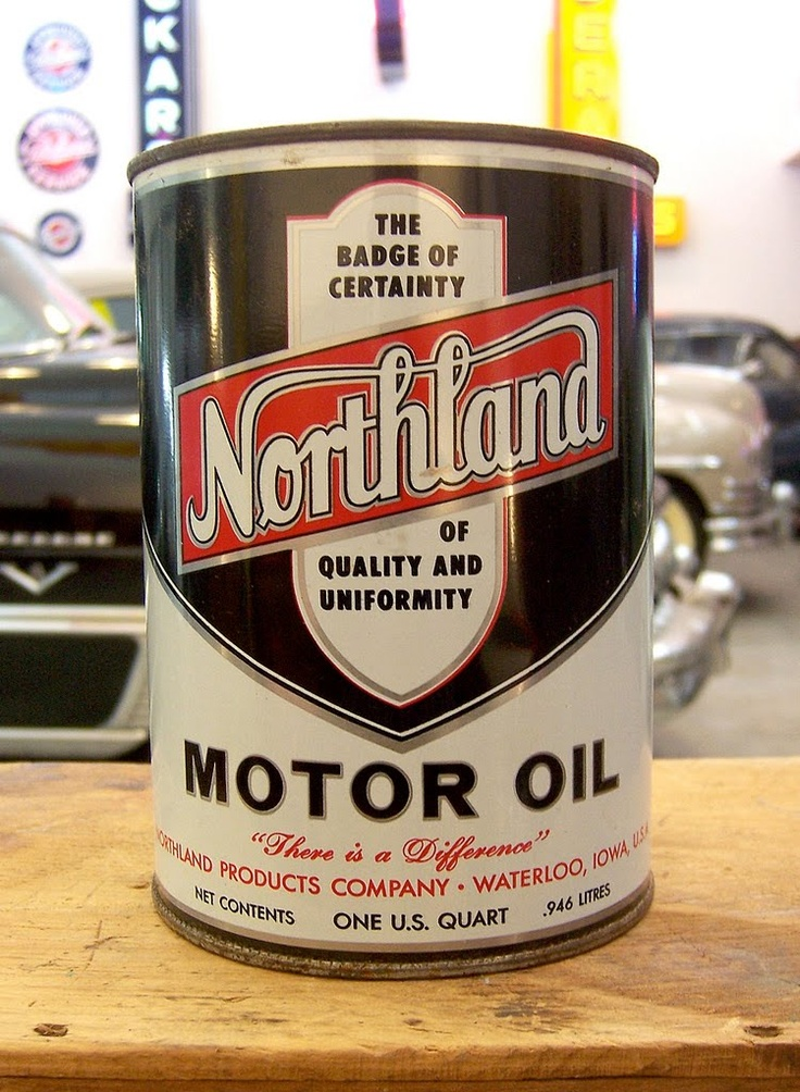 Ghosts Of The Great Highway: Bonus Round. 10 More Vintage Oil Cans.