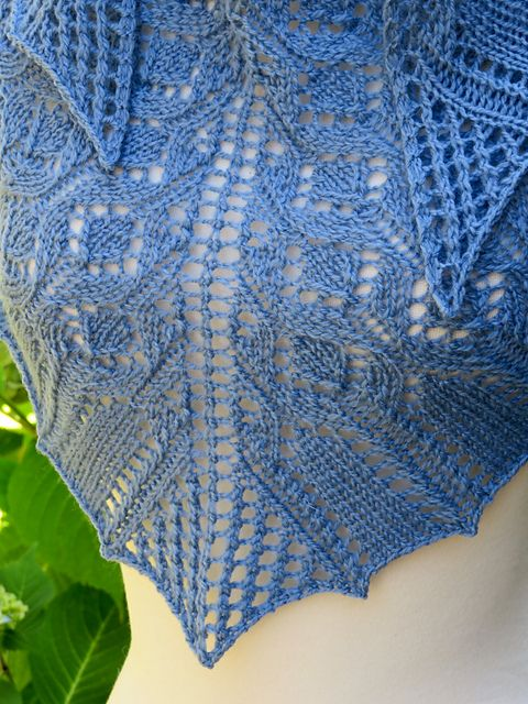 440 besten Knitting: shawls & wraps Bilder auf Pinterest ...