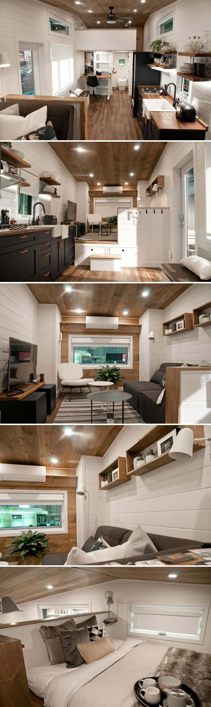 Noyer By Minimaliste Tinyhomes With Images Tiny House