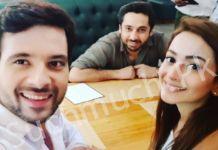 Mikaal Zulfiqar And Zarish Khan To Star Together In Drama Serial De Ijazat