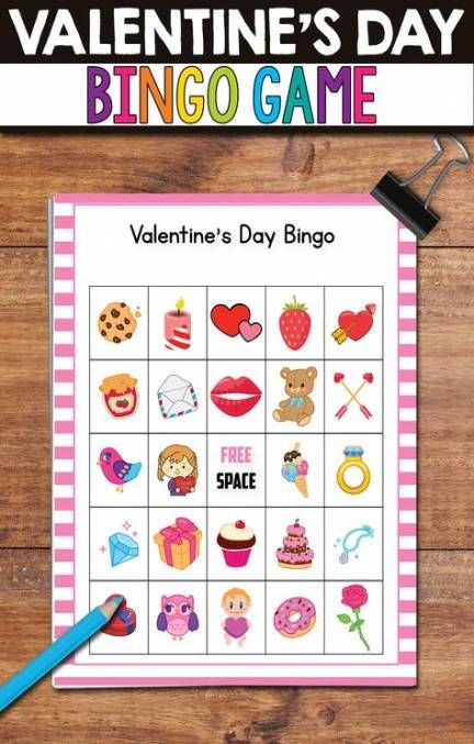 24 Ideas Large Group Games Preschool Valentines Day ...