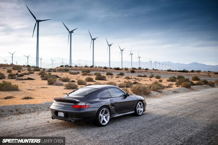Porsche 996 Turbo - Larry Chen Speedhunters