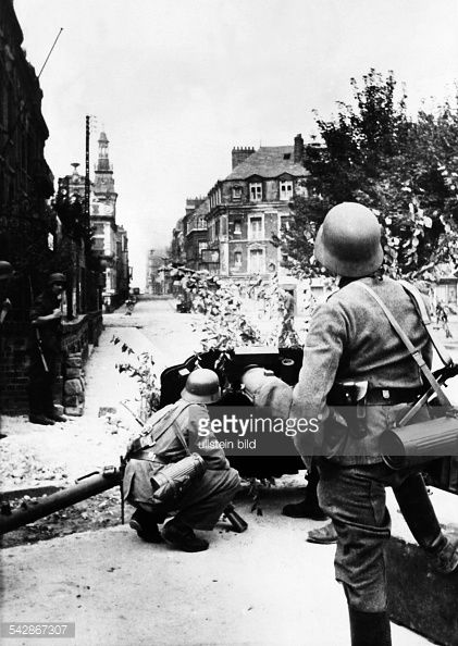 Photo d'actualité : Dieppe Raid, German soldiers, August 1942