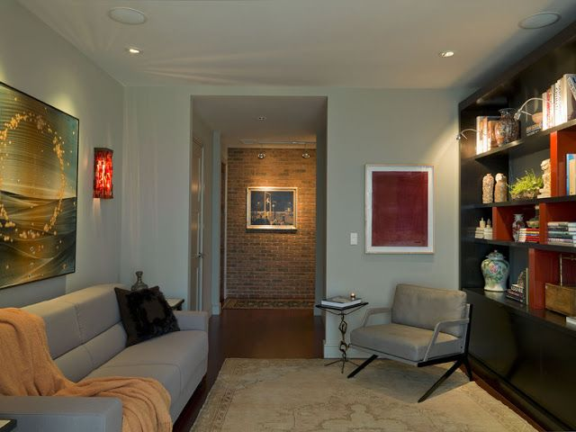 1000+ Ideas About Small Home Libraries On Pinterest