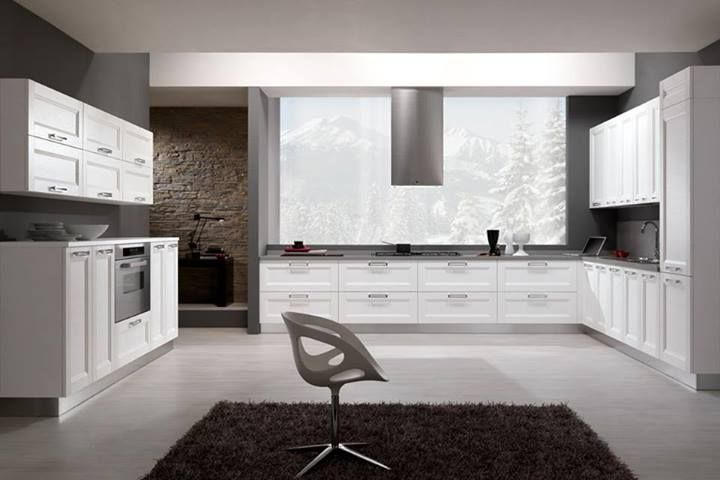 A modern kitchen must seize the innovations of today's life. Merano is a synthesis of classical and modern furniture kitchen creating unique solutions.http://www.spar.it/sp/it/arredamento/cucine-mer-12.3sp?cts=cucine_moderne_merano